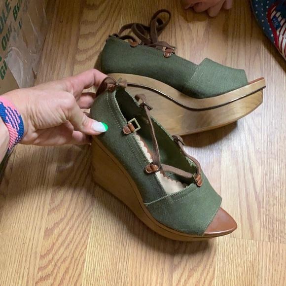 Zara style mango sandals